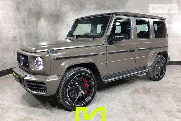 Mercedes-Benz G-Class Base