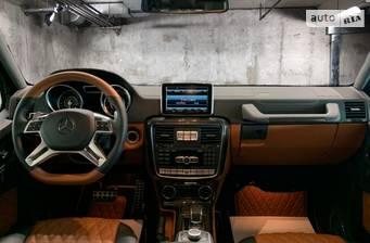 Mercedes-Benz G-Class 2021