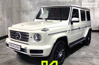 Mercedes-Benz G-Class 500 AT (422 л.с.) 4Matic 2020