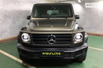 Mercedes-Benz G-Class 2021 STT