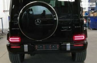 Mercedes-Benz G-Class 2020 Base