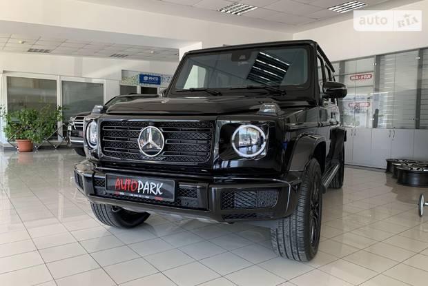 Mercedes-Benz G-Class STT