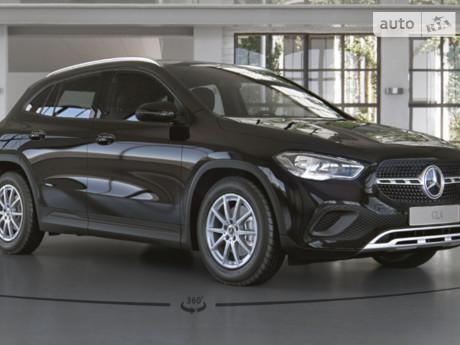 Mercedes-Benz GLA-Class 2021