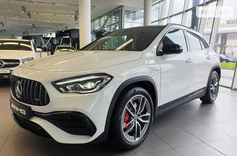 Mercedes-Benz GLA-Class 35 AMG AT (306 л.с.) 4Matic 2021