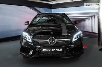 Mercedes-Benz GLA-Class Mercedes-AMG GLA 45 AT (381 л.с.) 4Matic  2019
