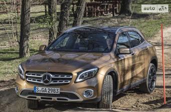 Mercedes-Benz GLA-Class GLA 220 AT (184 л.с.) 4Matic 2017