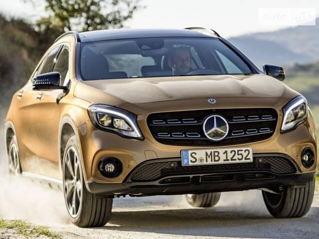 Mercedes-Benz GLA-Class Individual