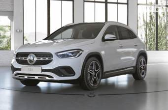 Mercedes-Benz GLA-Class 200d AT (150 л.с.) 4Matic 2020