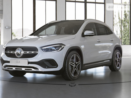 Mercedes-Benz GLA-Class 2020