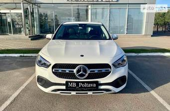 Mercedes-Benz GLA-Class 200d AT (150 л.с.) 2020