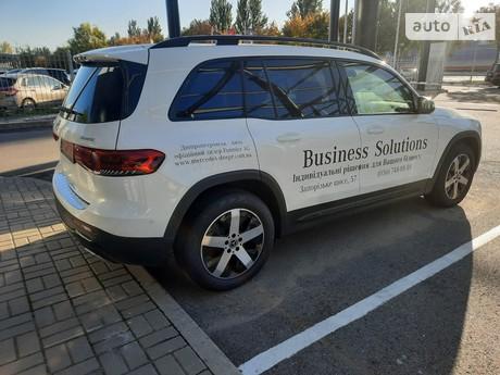 Mercedes-Benz GLB-Class 2019