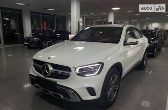 Mercedes-Benz GLC-Class 200 AT (197 л.с.) 4Matic 2020
