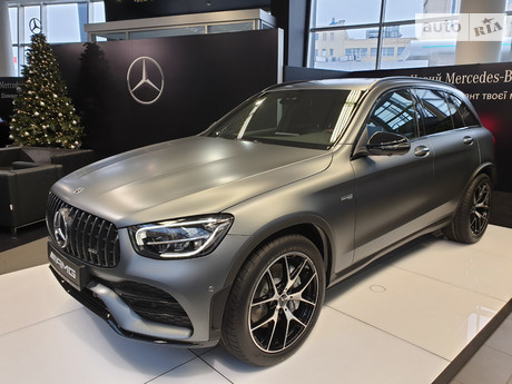 Mercedes-Benz GLC-Class 2020