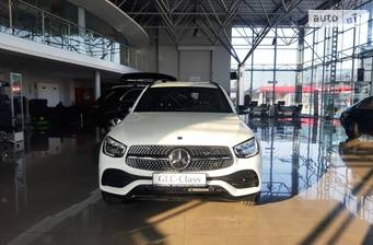 Mercedes-Benz GLC-Class 2020 base