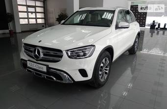 Mercedes-Benz GLC-Class GLC 220d AT (170 л.с.) 4Matic 2020