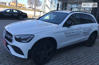 Mercedes-Benz GLC-Class 220d AT (194 л.с.) 4Matic 2020