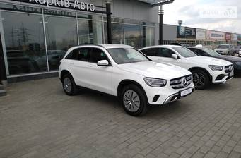 Mercedes-Benz GLC-Class 220d AT (194 л.с.) 4Matic 2021