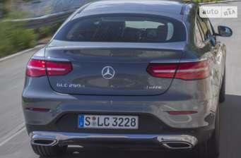 Mercedes-Benz GLC-Class GLC Coupe 220d AT (170 л.с.) 4Matic  2017