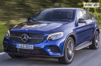 Mercedes-Benz GLC-Class GLC Coupe 250 AT (211 л.с.) 4Matic  2017