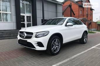 Mercedes-Benz GLC-Class GLC Coupe 250d AT (204 л.с.) 4Matic 2018