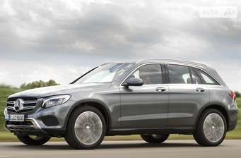 Mercedes-Benz GLC-Class GLC 220d AT (170 л.с.) 4Matic  2018