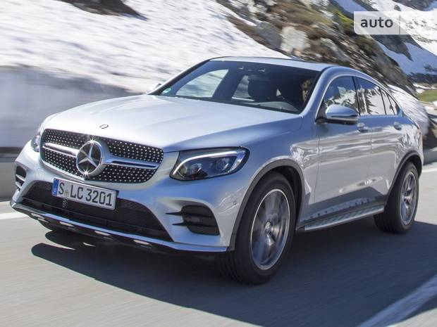 Mercedes-Benz GLC-Class