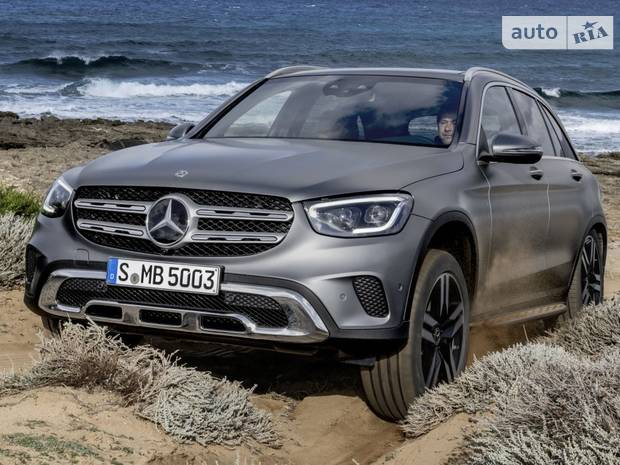 Mercedes-Benz GLC-Class base