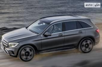 Mercedes-Benz GLC-Class 200d AT (163 л.с.) 4Matic 2021