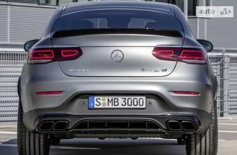 Mercedes-Benz GLC-Class Mercedes-AMG 63 AT (476 л.с.) 4Matic+ 2019