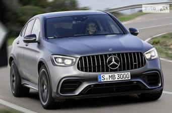 Mercedes-Benz GLC-Class Mercedes-AMG 63 AT (476 л.с.) 4Matic+ 2019