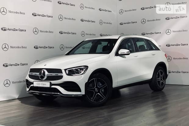 Mercedes-Benz GLC-Class base