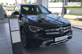 Mercedes-Benz GLC-Class 2019 base