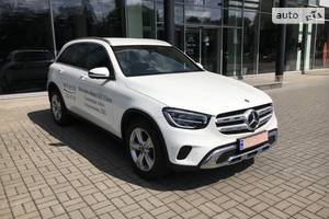 Mercedes-Benz GLC-Class 220d AT (194 л.с.) 4Matic base 2020