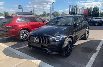 Mercedes-Benz GLC-Class Mercedes-AMG 43 AT (390 л.с.) 4Matic 2020