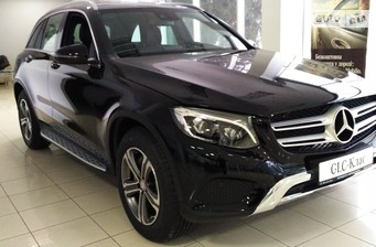 Mercedes-Benz GLC-Class GLC 250d AT (204 л.с.) 4Matic  2016