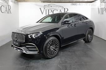 Mercedes-Benz GLE-Class Coupe AMG 53 AT (435 л.с.) 4Matic+ 2021