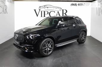 Mercedes-Benz GLE-Class Mercedes-AMG 53 AT (435 л.с.) 4Matic 2020