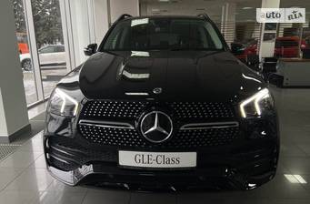 Mercedes-Benz GLE-Class 350de AT (306 л.с.) 4Matic 2020