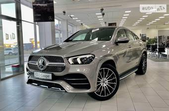Mercedes-Benz GLE-Class Coupe 350d AT (272 л.с.) 4Matic 2021