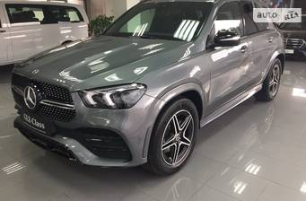 Mercedes-Benz GLE-Class 350d AT (272 л.с.) 4Matic 2021