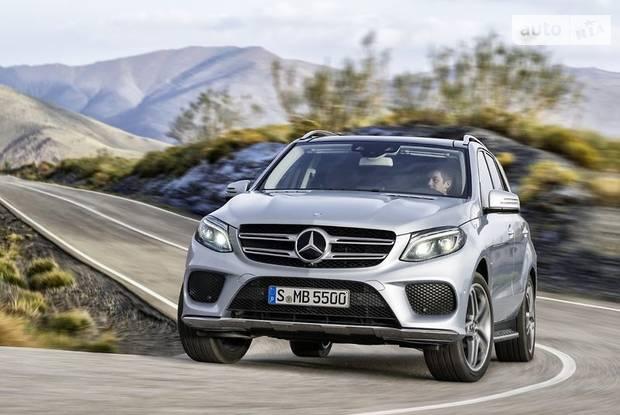 Mercedes-Benz GLE-Class
