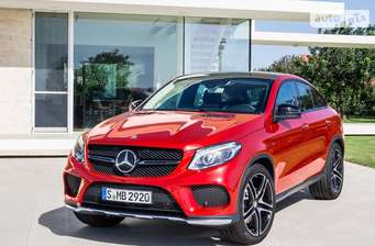 Mercedes-Benz GLE-Class Mercedes-AMG GLE Coupe 63 S AT (585 л.с.) 4Matic  2017