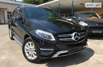 Mercedes-Benz GLE-Class GLE SUV 250d AT (205 л.с.) 4Matic  2017
