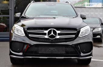 Mercedes-Benz GLE-Class GLE SUV 250d AT (205 л.с.) 4Matic  2018