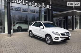 Mercedes-Benz GLE-Class GLE SUV 250d AT (204 л.с.) 4Matic  2018