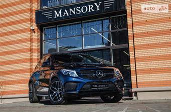 Mercedes-Benz GLE-Class Mansory GLE SUV 350d AT (309 л.с.) 4Matic  base 2018