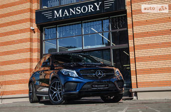 Mercedes-Benz GLE-Class Mansory GLE Coupe 350d AT (309 л.с.) 4Matic 2017