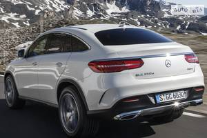 Mercedes-Benz GLE-Class AMG
