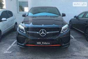 Mercedes-Benz GLE-Class Mercedes-AMG GLE Coupe 400 AT (333 л.с.) 4Matic  2019