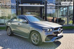 Mercedes-Benz GLE-Class Coupe 350d AT (272 л.с.) 4Matic  2020